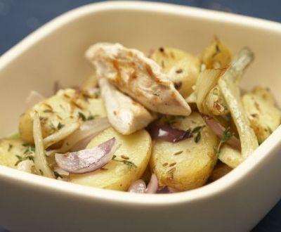 Aardappeltjes in de oven