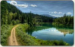 Slocan Valley Rail Trail