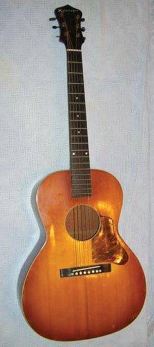 Vintage Kalamazoo KG-14, Gibson made acoustic guitar