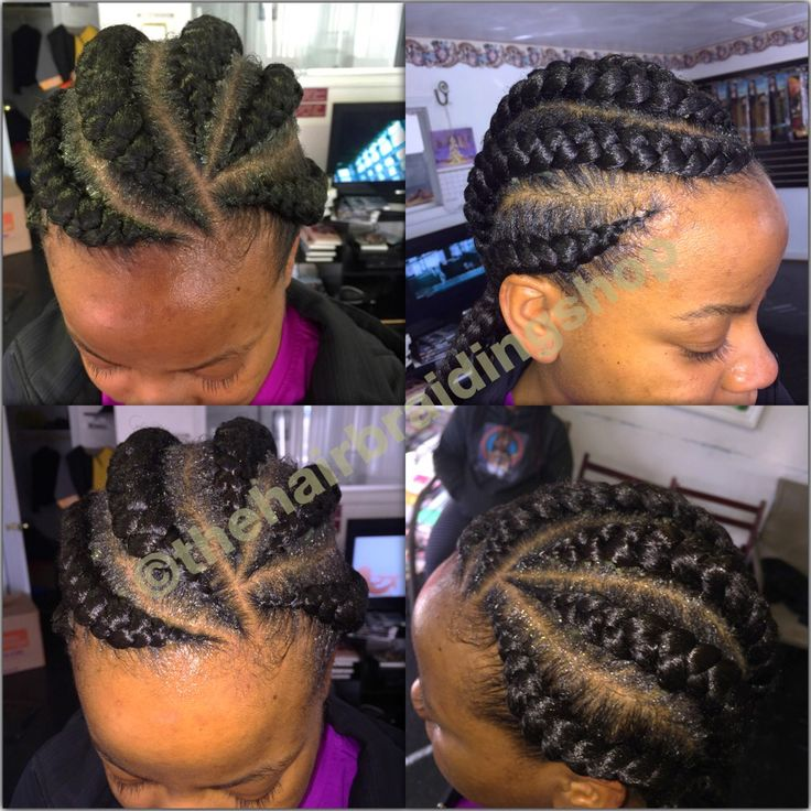 208 best the hair braiding shop by jamesetta images on pinterest cornrows style straight back cornrow protective style urmus Image collections