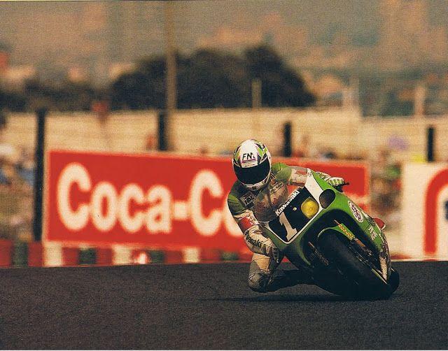 Alex Vieira 1990 Suzuka