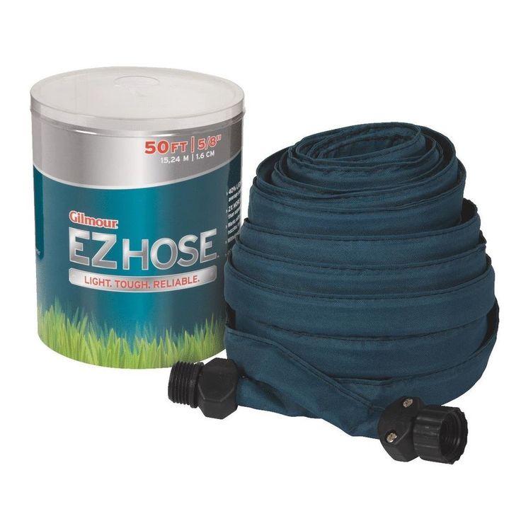 Gilmour® 50 Ft. EZ Hose™   Garden Hose   Easy Hose   Flat Hose
