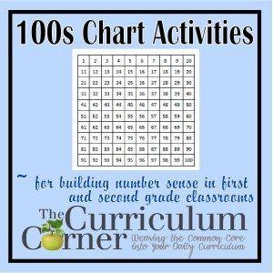 blank hundred chart