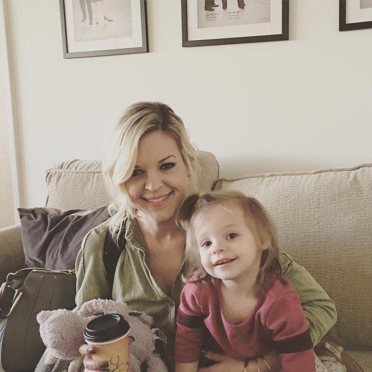 Kirsten Storms and Harper Rose Barash