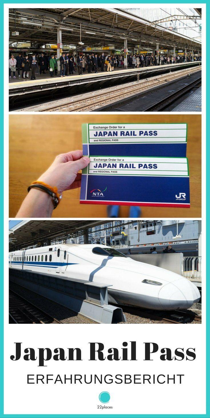 Compre Japan Rail Pass: experiências, dicas e preços 2019   – Asien Reisen