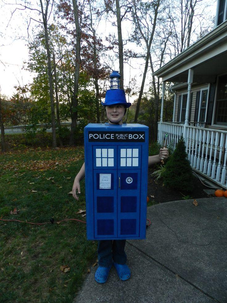 TARDIS costume