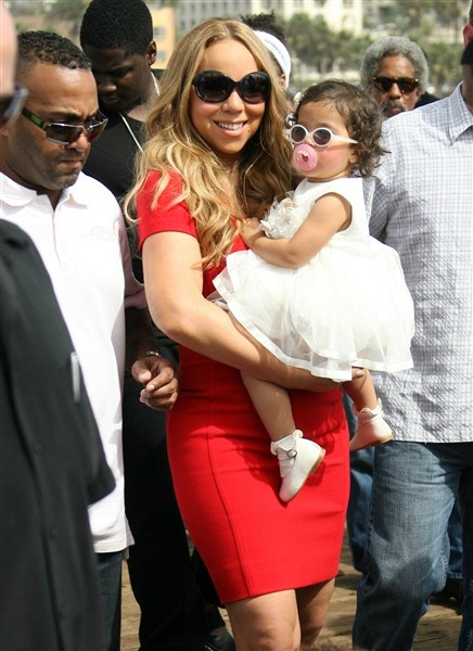 Mariah Carey, Nick Cannon Celebrate 'Family Day' With Twins | Story | Wonderwall