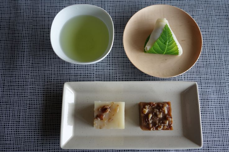 MONOU tea and Ishinomaki sweets