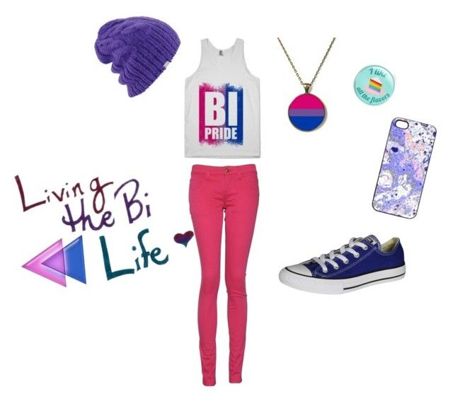 c56bfdfdc375 Bisexual pride Outfit