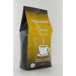 Fortisimo Crema koffiebonen