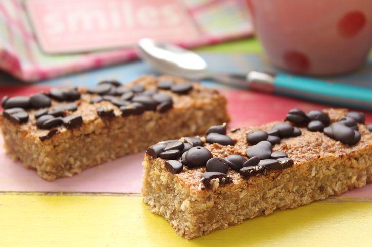 Low Carb Rezepte von Happy Carb: Müsliriegel - Ein Low Carb Müsliriegel der gut schmeckt und mal eben eine Mahlzeit ersetzen kann.