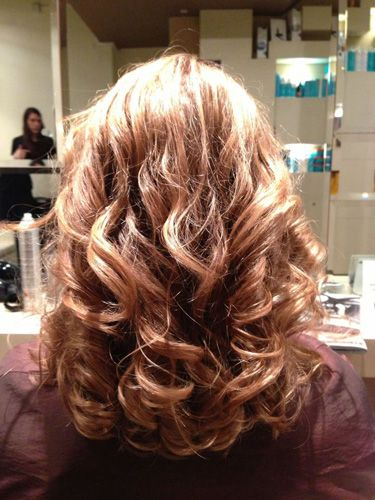 Best 25 Digital Perm Ideas On Pinterest Digital Perm