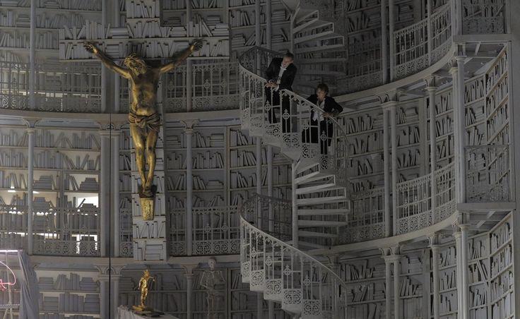 Faust (Gounod) - Opera de Paris. Sets: Johan Engels