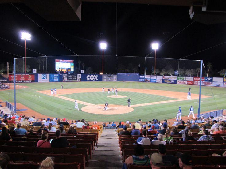 Cashman Field, Las Vegas