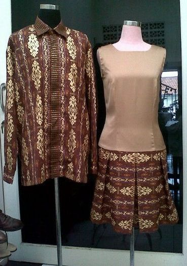 Ikat for Bram and Praisy