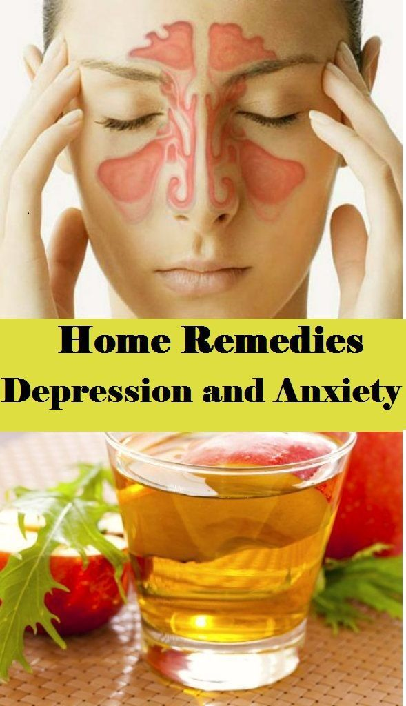 Home Remedies for Anxiety And Depression | Health gurug