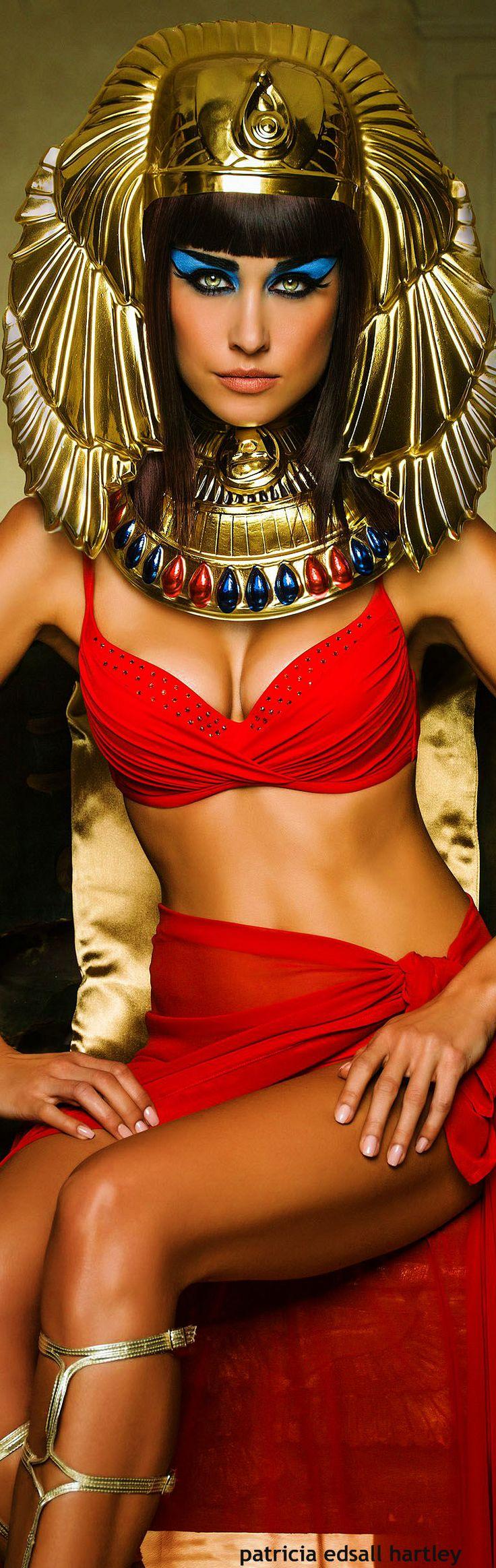 Egyptian Goddess Cleopatra Bikini - Egyptian Style - Egypt Inspired Fashion