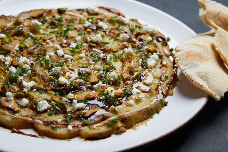 Eggplant Carpaccio Recipe