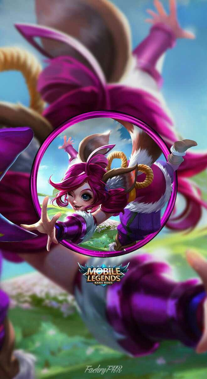 Pin By Breaklimits On Ml Wallpapers Pinterest Mobile Legends