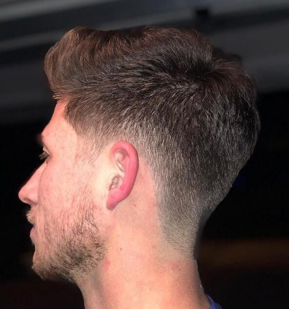 68 Gorgeous Mid Fade Haircuts For Men To Try Out In 2020 Mid Fade Haircut Fade Haircut Mens Haircuts Fade