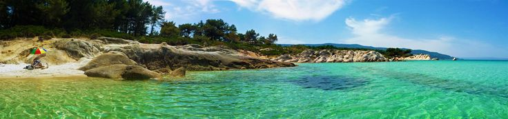 Panorama Sartija #greece #sarti #sithonia #punimplucima http://go2travelling.net/putovanja/go2-leto-2014/sarti-leto-2014