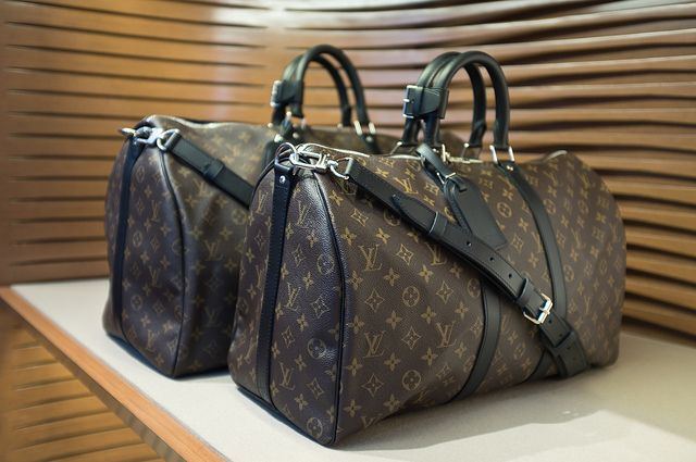 LV Monogram Macassar Keepall 45 & 55  I want them both one for everyday the other one for traveling. The perfect masculine elegant and timeless piece.