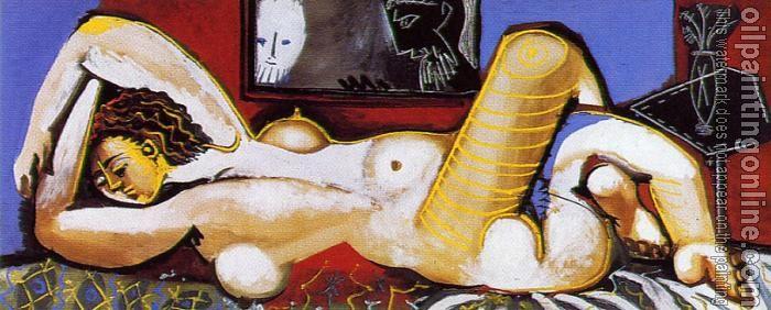 Picasso, Pablo - Susana y los viejos