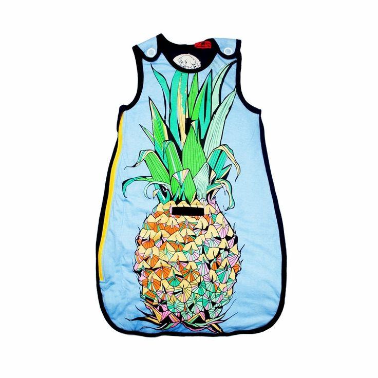 PorkChop - Sleep Bag - Pineapple