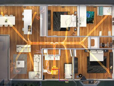 25 best ideas about home heating systems on pinterest heating systems solar power and solar power energy - Home Heating Design