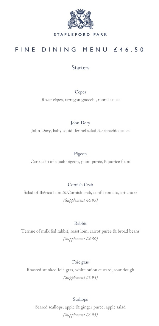 The 25 best fine dining menu ideas on pinterest plating for Gourmet dinner menu ideas