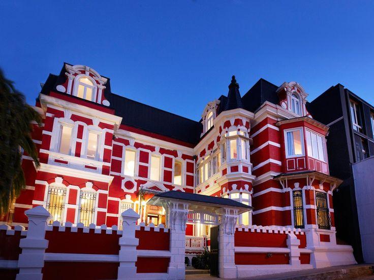 Hotel Palacio Astoreca (frontis)