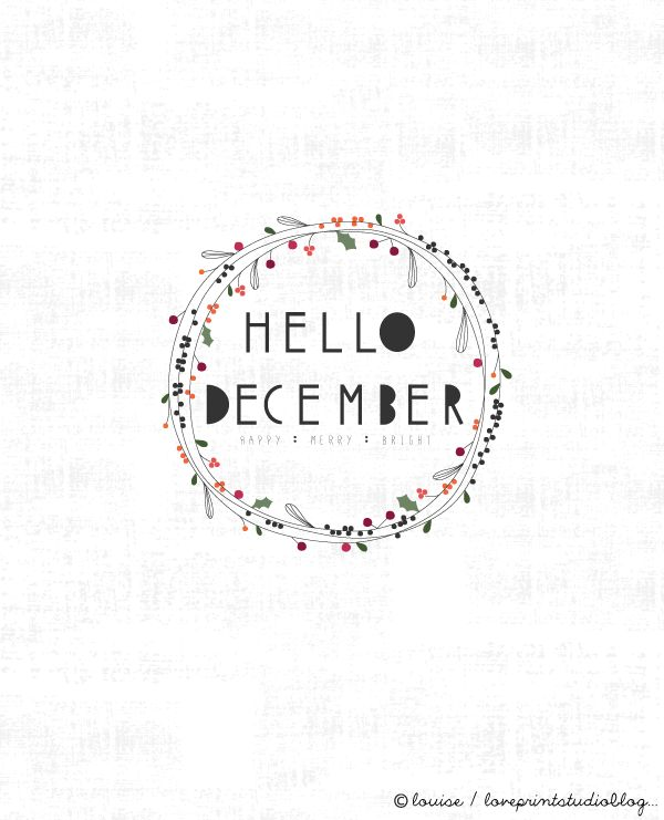 What do you plan to do differently this month? #HappyDecember #December #NewMonth