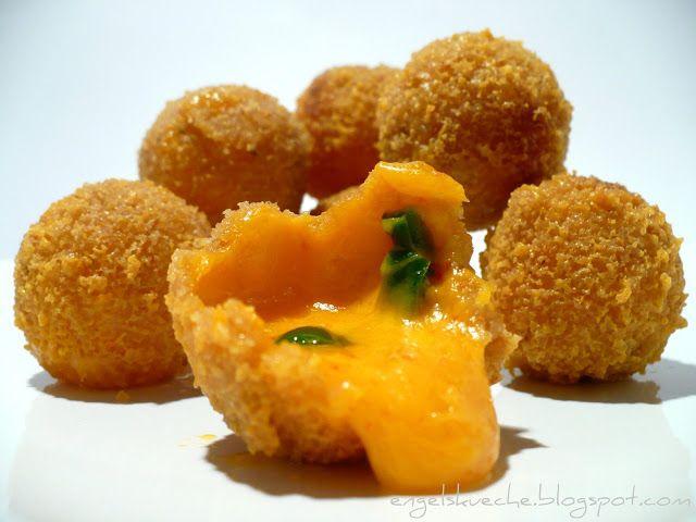 Essen aus Engelchens Küche: Chili Cheese Nuggets