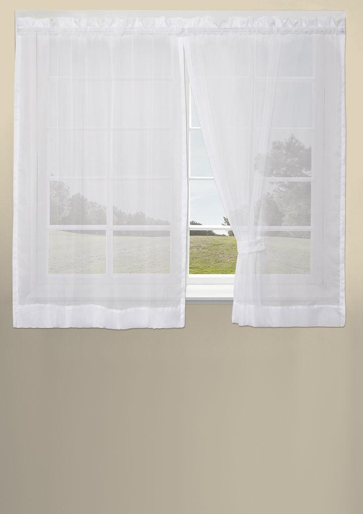 Juego de cortinas translucidas bit.ly/ChiquiMundo ♥ bit.ly/ChiquiMundoFB