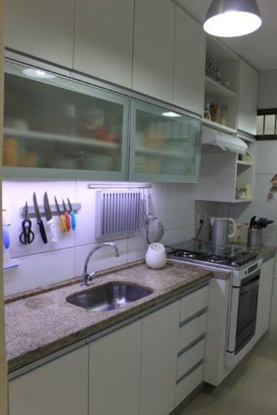 Cozinha pequena!