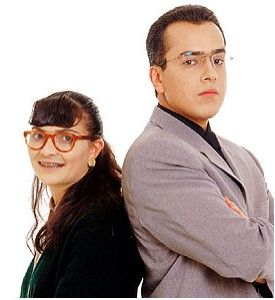 Yo soy Betty la fea  Salío en Columbía.