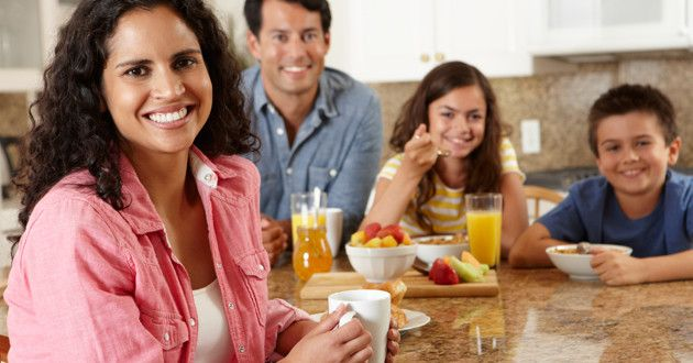 5 dicas para criar um menu saudável de baixo custo para a família