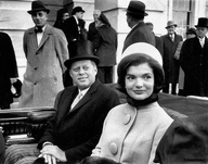 The President and Mrs. Kennedy on Inauguration Day - 1961 ~ Classy Jackie!John Kennedy, Jfk Inauguration, Jackie Kennedy, Jacqueline Bouvier, Camelotth Kennedy, Bouvier Kennedy, Jacqueline Kennedy, Fitzgerald Kennedy, Presidents John
