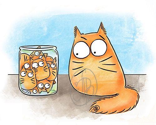 Era uma vez um gatinho que prendeu muitos gatinhos?!!! ... ^=^