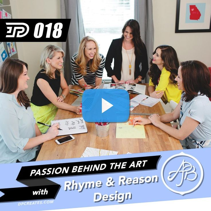 The Gems at Rhyme & Reason Talk Business, Design and Building Smiles at Work | PASSION BEHIND THE ART 018