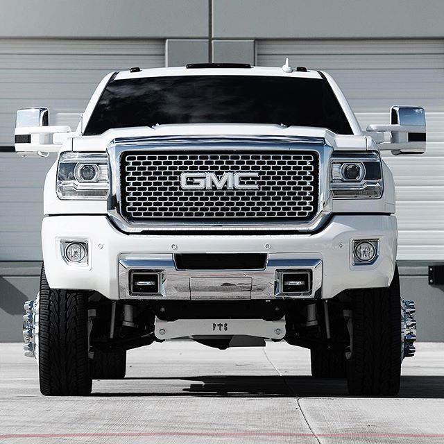 White denali hd