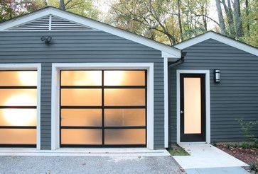 17 best images about garage ideas on pinterest glass for Opaque garage door