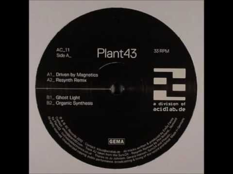 Plant43 - Ghost Light