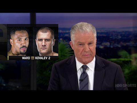 Kovalev vs. Ward I 2016 - Full Fight (HBO Boxing)