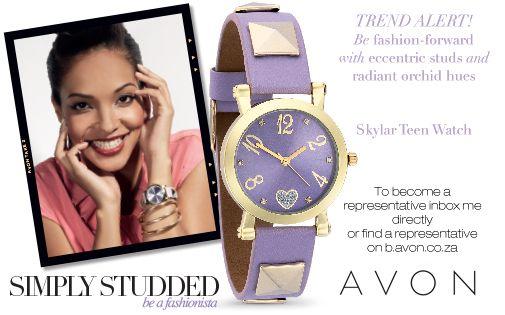 Avon Skylar Watch