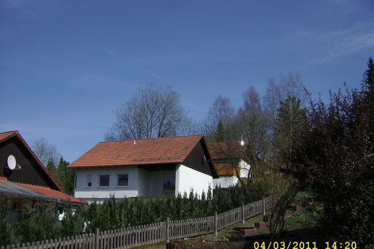Bungalow voor 4 personen in Beieren. Scherpe huurprijs dus perfect voor een budgetvakantie in Duitsland.