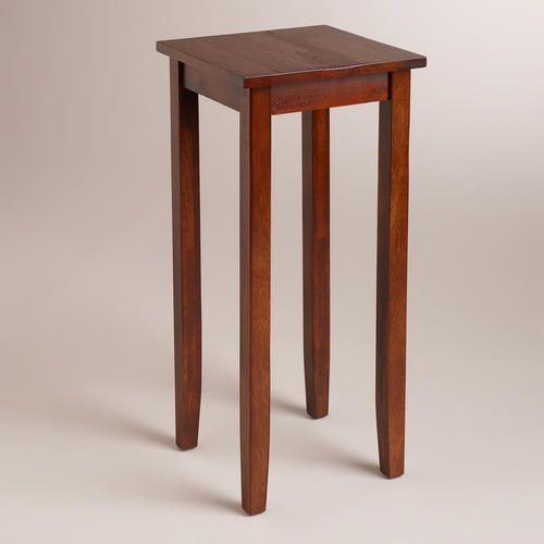 One Of My Favorite Discoveries At WorldMarket.com: Tall Chloe Accent Table    Entry