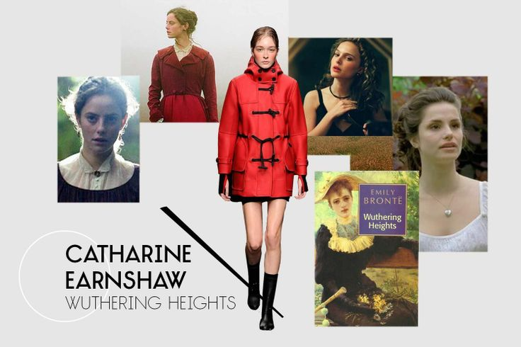 literary-heroines-catherine-earnshaw// wuthering heights