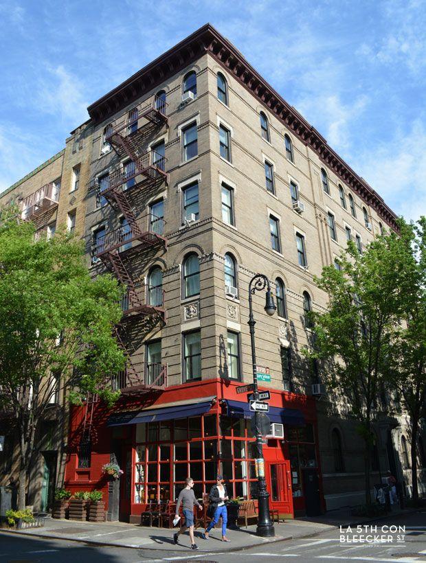 ¿Eres fan de la serie Friends? ¿Quieres saber dónde está el edificio que aparecía en la serie?
