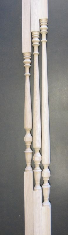 Spindles Turned On Lathe At Classic Woodworks Spindles Balusters